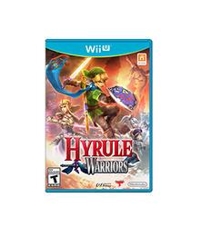 Nintendo Hyrule Warriors videogioco Wii U Basic