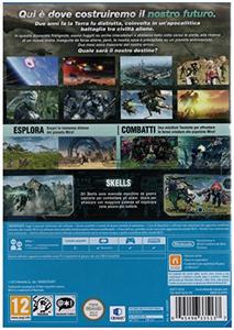 Videogioco Xenoblade Chronicles X Nintendo Wii U 1