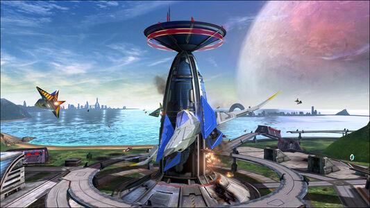 Videogioco Star Fox Zero Nintendo Wii U 3