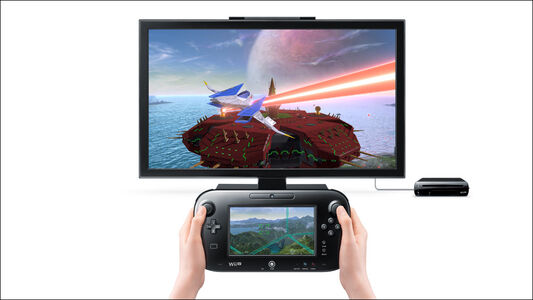 Videogioco Star Fox Zero Nintendo Wii U 9