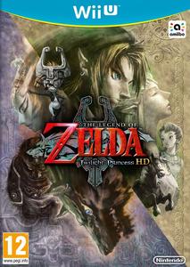 Videogioco Legend of Zelda: The Twilight Princess HD Nintendo Wii U 0