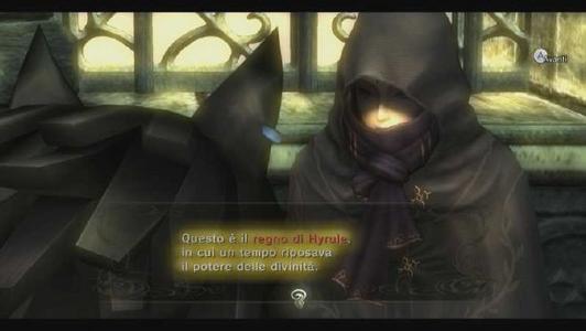 Videogioco Legend of Zelda: The Twilight Princess HD Nintendo Wii U 2