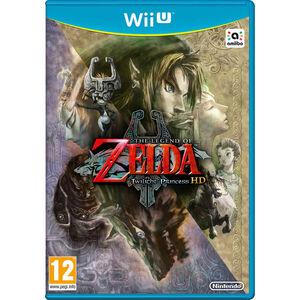 Videogioco Legend of Zelda: The Twilight Princess HD Limited Edition Nintendo Wii U 0