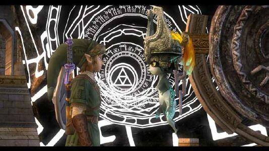 Videogioco Legend of Zelda: The Twilight Princess HD Limited Edition Nintendo Wii U 3
