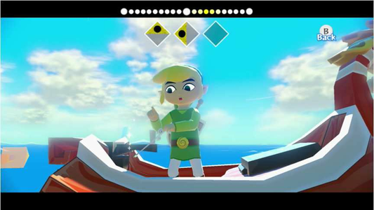 Videogioco Legend of Zelda: The Wind Waker - Nintendo Selects Nintendo Wii U 2