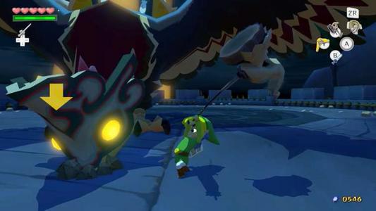 Videogioco Legend of Zelda: The Wind Waker - Nintendo Selects Nintendo Wii U 3