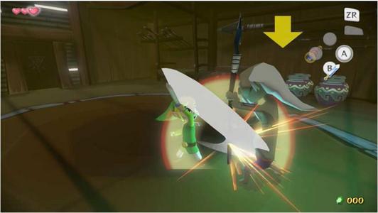 Videogioco Legend of Zelda: The Wind Waker - Nintendo Selects Nintendo Wii U 4