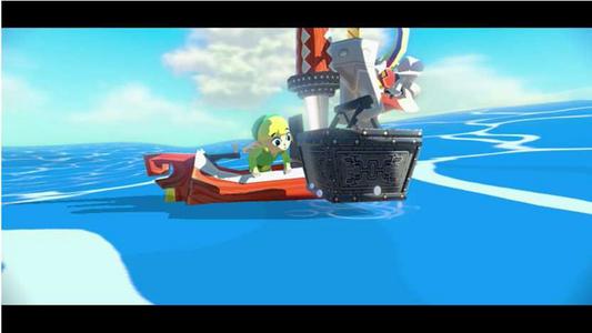 Videogioco Legend of Zelda: The Wind Waker - Nintendo Selects Nintendo Wii U 5