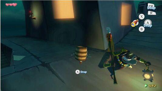 Videogioco Legend of Zelda: The Wind Waker - Nintendo Selects Nintendo Wii U 6