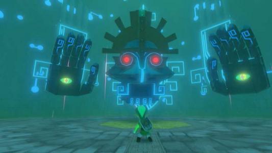 Videogioco Legend of Zelda: The Wind Waker - Nintendo Selects Nintendo Wii U 9