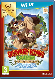 Videogioco Donkey Kong: Tropical Freeze - Nintendo Selects Nintendo Wii U 0