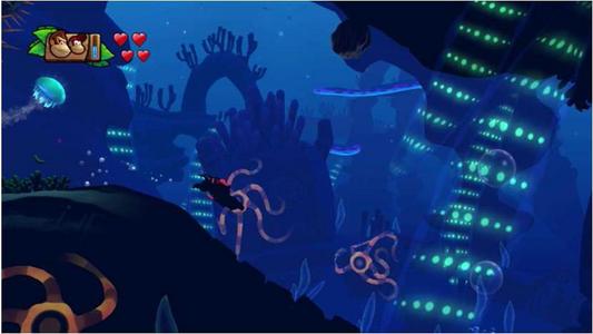 Videogioco Donkey Kong: Tropical Freeze - Nintendo Selects Nintendo Wii U 4