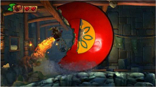 Videogioco Donkey Kong: Tropical Freeze - Nintendo Selects Nintendo Wii U 5