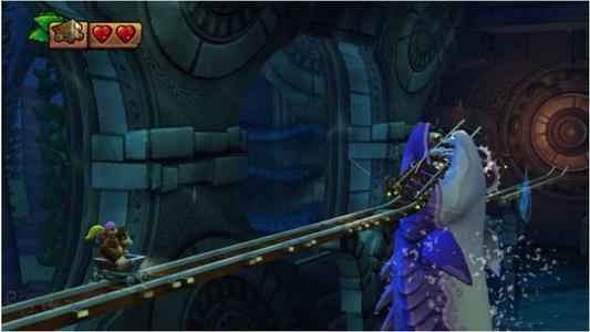 Videogioco Donkey Kong: Tropical Freeze - Nintendo Selects Nintendo Wii U 6
