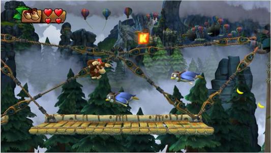 Videogioco Donkey Kong: Tropical Freeze - Nintendo Selects Nintendo Wii U 8