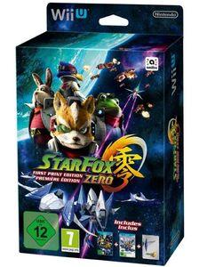 Videogioco Star Fox Zero First Print Edition Nintendo Wii U