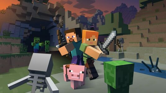 Videogioco Minecraft: Wii U Edition Nintendo Wii U 1