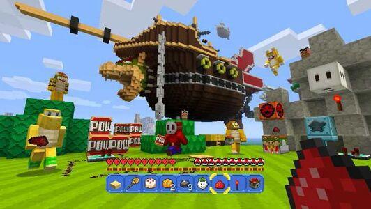 Videogioco Minecraft: Wii U Edition Nintendo Wii U 7