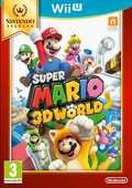 Videogiochi Nintendo Wii U Super Mario 3D World - Nintendo Selects - Wii U
