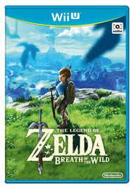 Videogiochi Nintendo Wii U The Legend of Zelda: Breath of the Wild - Wii U