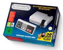 Videogiochi Nintendo Wii U Nintendo Classic Mini: NES