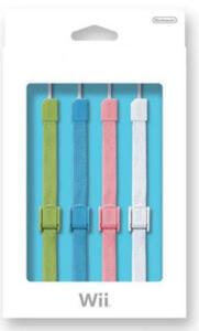 NINTENDO Wii Laccetti Color. Telecomando