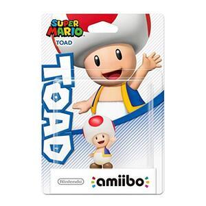 amiibo Super Mario Toad - 3