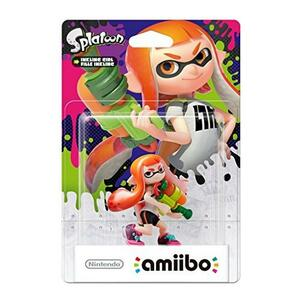 amiibo Ragazza Inkling. Splatoon Collection - 4