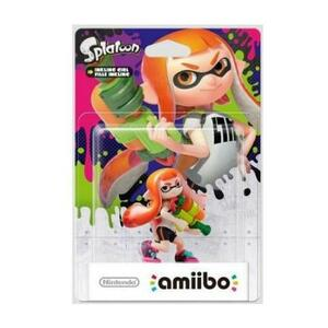 amiibo Ragazza Inkling. Splatoon Collection - 6