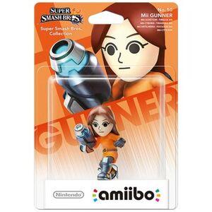 Videogioco amiibo Fuciliere Mii (50) Nintendo Wii U 0