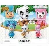 Videogiochi Nintendo Wii U amiibo Alpaca + Merino + K.K.