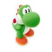 Videogiochi Nintendo Wii U amiibo Mega Yoshi di lana verde