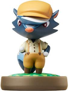 Videogioco amiibo Animal Crossing Sciuscià Nintendo Wii U