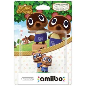 Videogioco amiibo Animal Crossing Mirco e Marco Nintendo Wii U 0