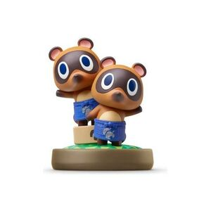 Videogioco amiibo Animal Crossing Mirco e Marco Nintendo Wii U 1