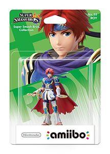 Videogioco amiibo Super Smash Bros. Roy (55) Nintendo Wii U 0