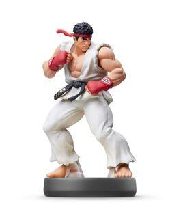 Videogioco amiibo Super Smash Bros. Ryu (56) Nintendo Wii U 1
