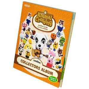 Nintendo amiibo Album Carte Animal Crossing Vol.2 - 10
