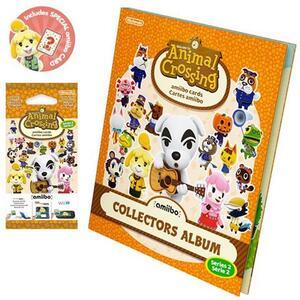Nintendo amiibo Album Carte Animal Crossing Vol.2 - 11