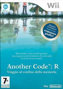 Another Code. R - Viaggio al Confine della memoria