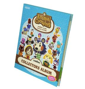 Videogioco amiibo Album Carte Animal Crossing Serie 3 Nintendo 3DS 0