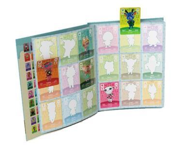 amiibo Album Carte Animal Crossing Serie 3 - 3