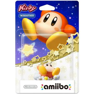 Videogioco amiibo Waddle Dee. Kirby Collection Nintendo 3DS 0