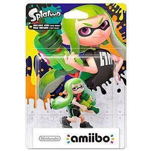 Videogioco amiibo Ragazzo Inkling (viola). Splatoon Collection Nintendo 3DS 0