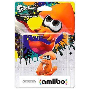 Videogioco amiibo Calamaro Inkling (arancione). Splatoon Collection Nintendo 3DS 0