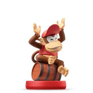 Videogioco amiibo Diddy Kong. Super Mario Collection Nintendo 3DS 1