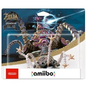 Videogioco amiibo Guardiano. The Legend of Zelda Collection Nintendo 3DS 0