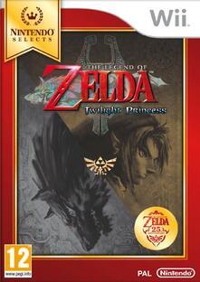 The Legend of Zelda: Twilight Princess Selects