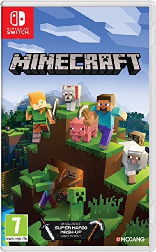 Minecraft [Edizione: Francia]