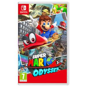 Nintendo Super Mario Odyssey - Switch